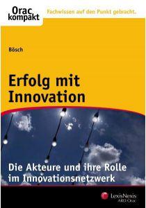 Erfolg mit Innovation