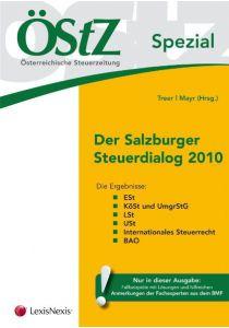 ÖStZ Spezial - Der Salzburger Steuerdialog 2010