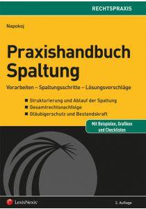 Praxishandbuch Spaltung