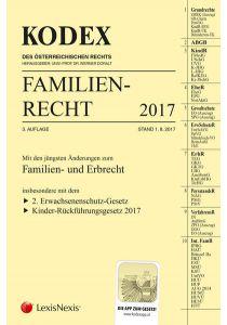KODEX Familienrecht 2017