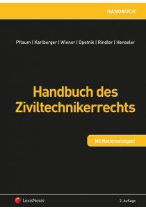 Handbuch des Ziviltechnikerrechts