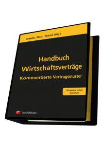 Handbuch Wirtschaftsverträge - Vertragsmustersammlung