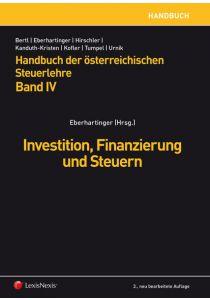 Handbuch der österreichischen Steuerlehre, Band IV