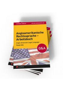 Angloamerikanische Rechtssprache / PAKET Angloamerikanische Rechtssprache 1-3 + Arbeitsbuch