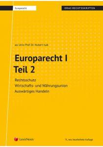 Europarecht I – Teil 2 (Skriptum)