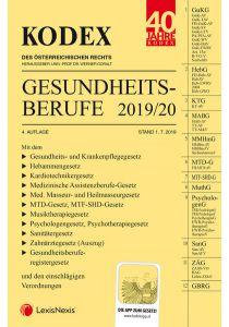 KODEX Gesundheitsberufe 2019/2020