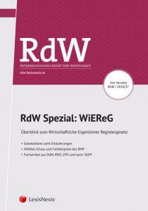 RdW Spezial: WiEReG