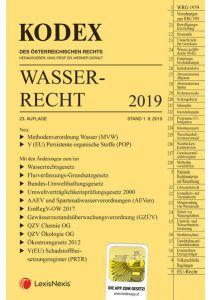 KODEX Wasserrecht 2019