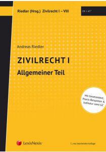 Studienkonzept Zivilrecht / Zivilrecht I - Allgemeiner Teil