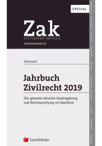 Zak Jahrbuch Zivilrecht 2019
