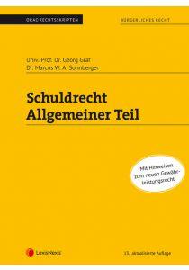 Schuldrecht Allgemeiner Teil (Skriptum)