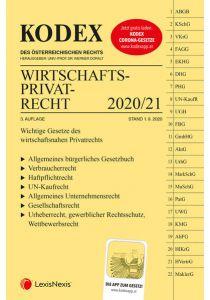 KODEX Wirtschaftsprivatrecht 2020/21