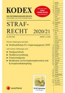 KODEX Strafrecht 2020/21