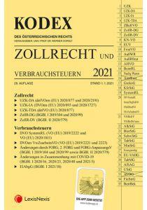 KODEX Zollrecht 2021