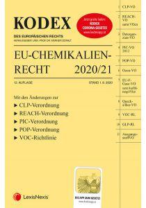 KODEX EU-Chemikalienrecht 2020/21