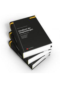 PAKET Handbuch der Umgründungen, Bände 1 bis 3