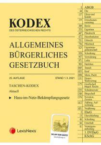 Taschen-Kodex ABGB 2021