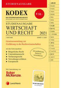 KODEX Wirtschaft und Recht 2021
