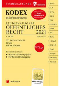 KODEX Öffentliches Recht 2021