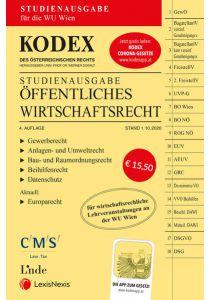 KODEX Öffentliches Wirtschaftsrecht 2020/21