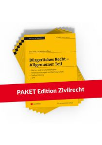 PAKET Edition Zivilrecht PLUS
