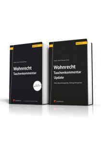 PAKET: Wohnrecht Taschenkommentar + Wohnrecht Taschenkommentar Update