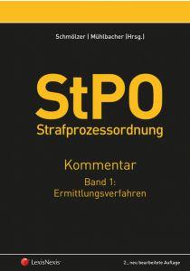 StPO Strafprozessordnung - Kommentar Band 1: Ermittlungsverfahren