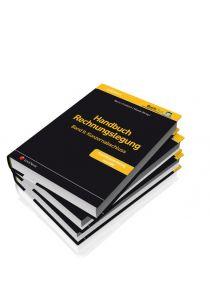 PAKET Handbuch Rechnungslegung, Bände 1 bis 3