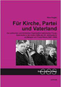"""Für Kirche, Partei und """"Vaterland"""""""