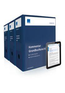 MNS-Grundbuch / Kommentar Grundbuchsrecht