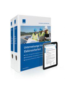 Unterweisungs-Vorlagen Elektrosicherheit