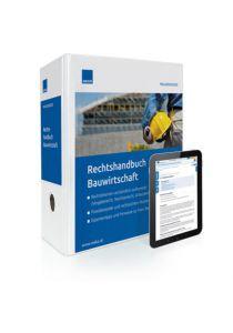 Rechtshandbuch Bauwirtschaft