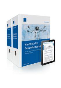 Handbuch für Gesundheitseinrichtungen
