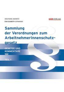 Sammlung der Verordnungen zum ASchG