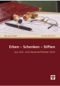 Erben - Schenken - Stiften