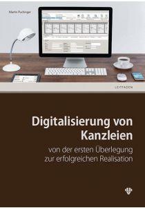 Digitalisierung von Kanzleien