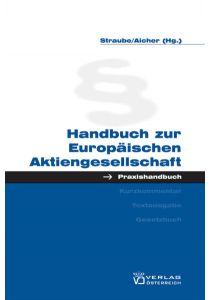 Handbuch zur Europäischen Aktiengesellschaft