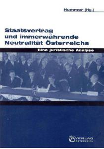 Staatsvertrag und immerwährende Neutralität Österreichs