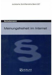 Meinungsfreiheit im Internet