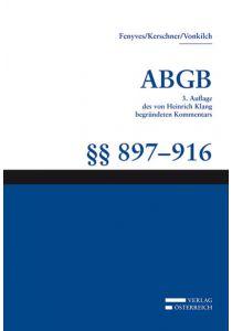 Kommentar zum ABGB - Klang-Kommentar / Klang-Kommentar