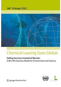Chemical Leasing goes global