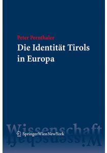 Die Identität Tirols in Europa