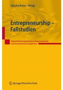Entrepreneurship - Fallstudien