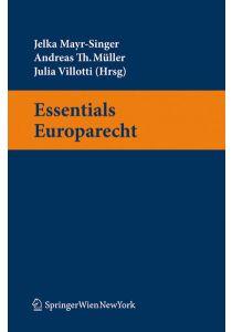 Essentials Europarecht