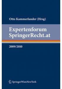Expertenforum Springerrecht.at