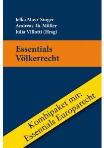 Kombipaket Essentials Völkerrecht und Europarecht