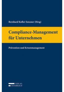 Compliance-Management für Unternehmen