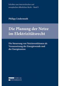 Die Planung der Netze im Elektrizitätsrecht