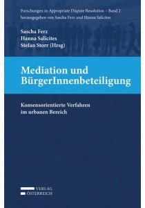 Mediation und BürgerInnenbeteiligung