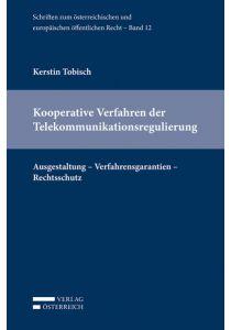 Kooperative Verfahren der Telekommunikationsregulierung